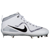 Nike Force Zoom Trout 4 - Men's -  Mike Trout - White / Black