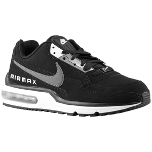 Nike Air Max LTD - Men's - Black/White/Dark Grey