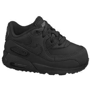 Nike Air Max 90 - Boys' Toddler - Black/Dark Grey