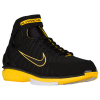 ... Nike Air Zoom Huarache 2K4 - Men\u0026#39;s - Black / Gold