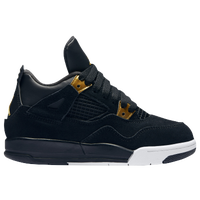 air jordan retro 4 kids black