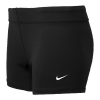 "Nike Perf 3.75"" Game Shorts - Women's - All Black / Black"