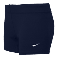 "Nike Perf 3.75"" Game Shorts - Women's - Navy / Navy"