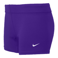 "Nike Perf 3.75"" Game Shorts - Women's - Purple / Purple"