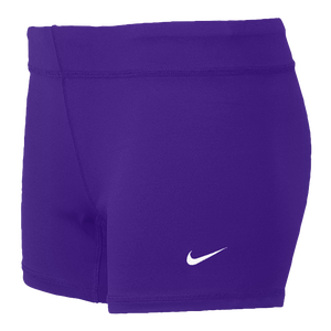 "Nike Perf 3.75"" Game Short - Women's - Purple"