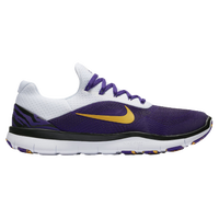 Nike Free Trainer V7 - Men's - LSU Tigers - Purple / Gold