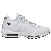 Nike Air Max 95 - Men's - White / Black