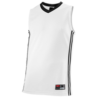 Nike Baseline Jersey - Men's - White / Black