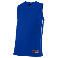 Nike Baseline Jersey - Men's - Blue / White
