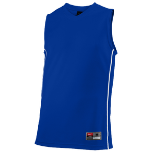 Nike Baseline Jersey - Men's - Royal/White