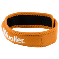 Mueller Jumper's Knee Strap - Orange / White