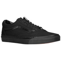 Vans Old Skool - Men's - All Black / Black