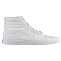 Vans Sk8 Hi - Men's - All White / White