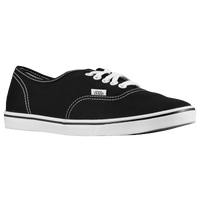 Vans Authentic Lo Pro - Women's - Black / White