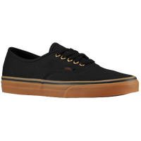 Vans Authentic - Men's - Black / Tan