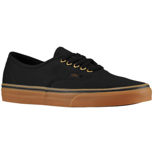 Vans Authentic - Men's - Black/Rubber