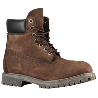 "Timberland 6"" Premium Waterproof Boots - Men's - Brown / Black"