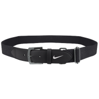 Nike Baseball Belt 2.0 - Men's - Black / White