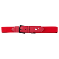 Nike Baseball Belt 2.0 - Men's - Red / White