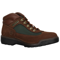 Timberland Mid Field Boots - Men's - Brown / Olive Green