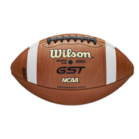 Wilson GST Official Game Football