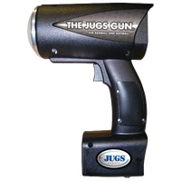 Jugs Radar Gun - Black / Grey