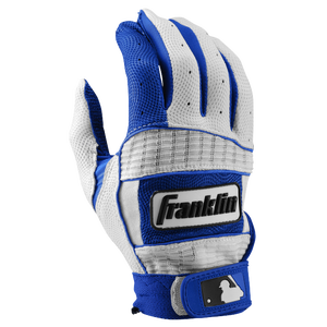 Franklin Neo Classic II Batting Gloves - Men's - Royal/White