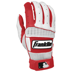 Franklin Neo Classic II Batting Gloves - Men's - Red/White