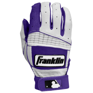 Franklin Neo Classic II Batting Gloves - Men's - Purple/White