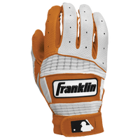 Franklin Neo Classic II Batting Gloves - Men's - Orange / White