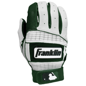 Franklin Neo Classic II Batting Gloves - Men's - Green/White