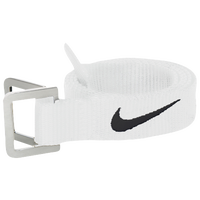 Nike Football Belt - Men's - White / Black
