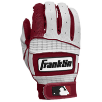 Franklin Neo Classic II Batting Gloves - Men's - Maroon / White