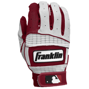 Franklin Neo Classic II Batting Gloves - Men's - Maroon/White