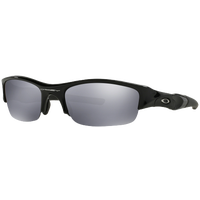 Oakley Flak Jacket Sunglasses - Black / Grey