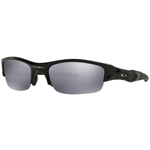 Oakley Flak Jacket Sunglasses   Baseball   Accessories   Jet Black