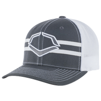 Evoshield Grandstand Flexfit Hat - Men's - Grey / White