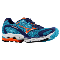 Mizuno Wave Enigma 2 - Women's - Light Blue / Navy