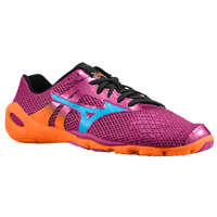 Mizuno Wave Evo Levitas - Men's - Purple / Orange