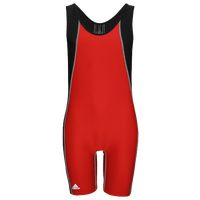 adidas Wide Side Panel Singlet - Men's - Red / Black