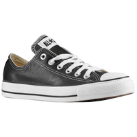 Converse All Star Ox Leather - Men's - Black / White