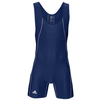 adidas Wide Side Panel Singlet - Men's - Navy / Navy