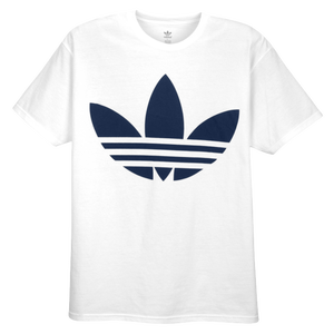 adidas Originals Graphic T-Shirt - Men's - White/Navy
