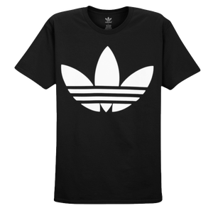 adidas Originals Graphic T-Shirt - Men's - Black/White