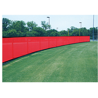 Diamond Team 9' Poly Wind Screen