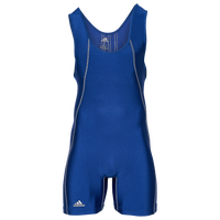 adidas aS107 Singlet - Men's - Blue / Blue