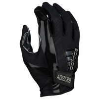 adidas 5-Star 6.0 Receiver Gloves - Men's - Black / Silver