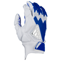 adidas Freak 3.0 Football Gloves - Men's - White / Blue