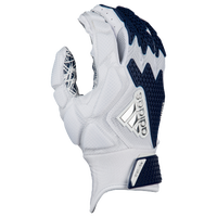 adidas Freak 3.0 Football Gloves - Men's - White / Navy