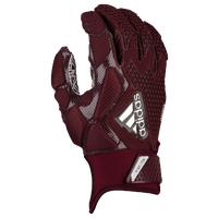 adidas Freak 3.0 Football Gloves - Men's - Maroon / White